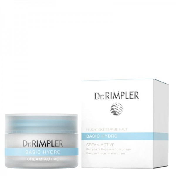 "DR. RIMPLER - Basic Hydro ""Cream Active"""