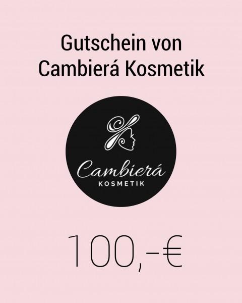 Geschenk-Gutschein 100,-€